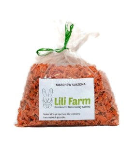 Marchew suszona Lili Farm 150g